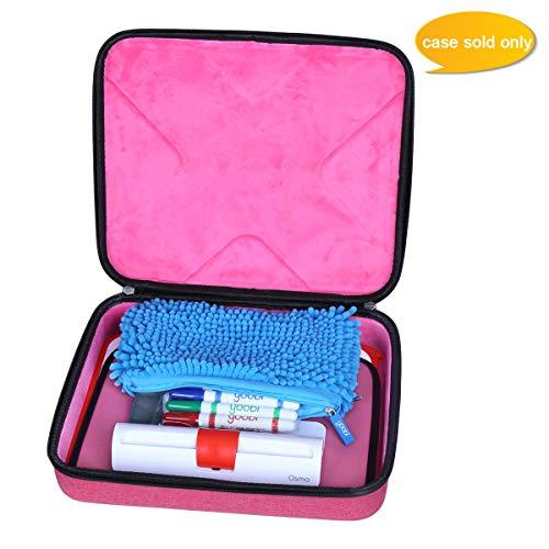Aproca Hart Schutz Hülle Reise Tragen Etui Tasche für Osmo Creative Kit (Red)