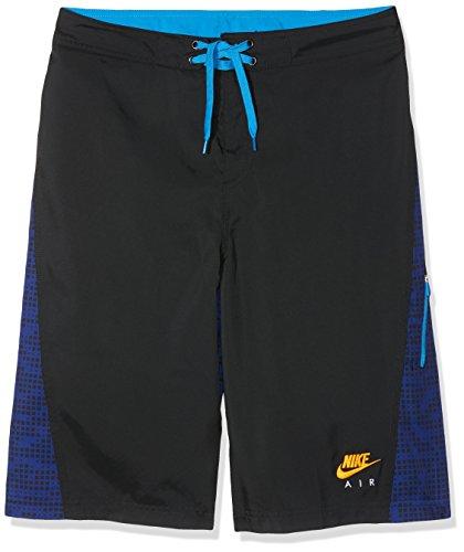 Nike Jungen Allover Print Graphic Shorts Oberbekleidung, Blau, L