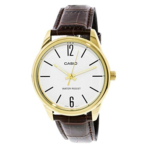 Relógio Casio Collection Analógico Unissex MTP-V005GL-7BUDF-BR