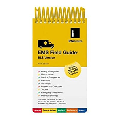 EMS Field Guide, Bls Version by Jones and Bartlett Publishers, Inc