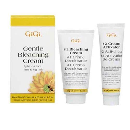 Gigi Wax 0440 1.5 oz. Gentle Bleaching Cream