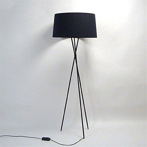 5151BuyWorld Moderne vloerlamp Loft staande lamp statief lamp nieuw voor woonkamer zwart rood vloerlamp woonkamer LED vloerlamp topkwaliteit