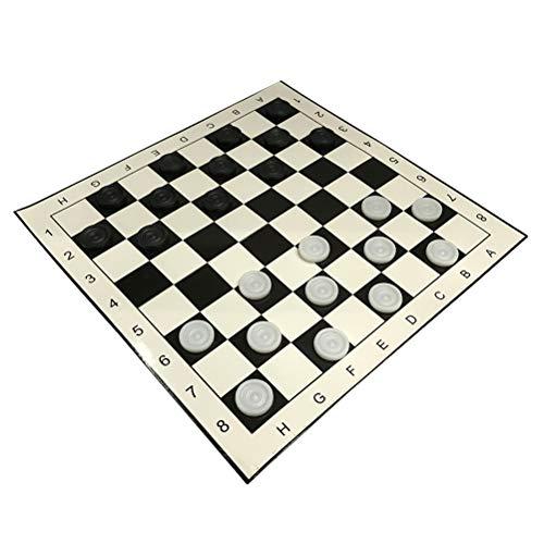 Qualität International Checkers Set