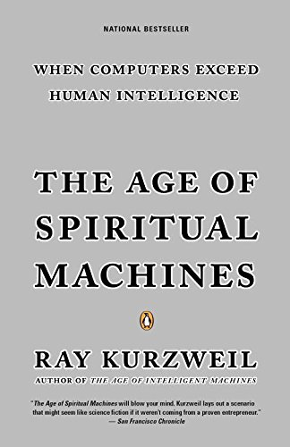 『The Age of Spiritual Machines』のカバーアート