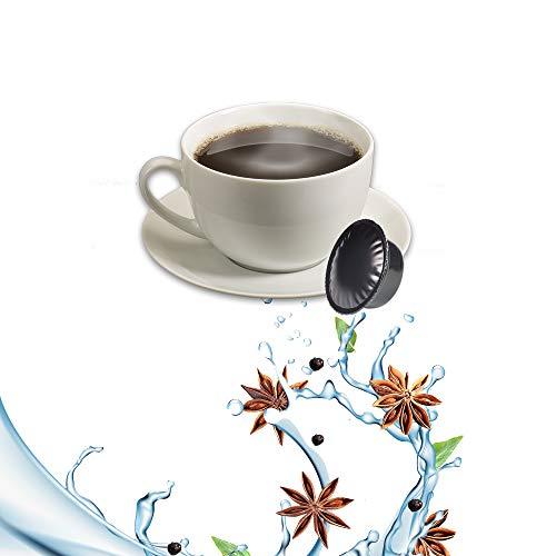 50 Kapseln Lavazza A Modo Mio Kaffee Kompatibel Sambuca Kaffee - Kickkick Kaffee