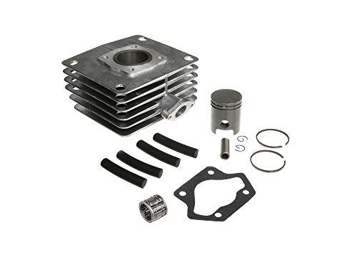 MZA Set: Zylinder + Kolben(Spezialbeschichtung) + Nadellager, 60ccm - Simson S51, KR51/2 Schwalbe, SR50