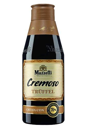 Mazzetti Cremoso Crema di Balsamico Trüffel, 2er Pack (2 x 215 ml)