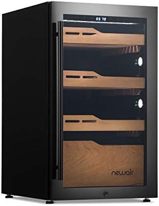 NewAir NCH840BK00 Cigar Humidor Black 840 product image