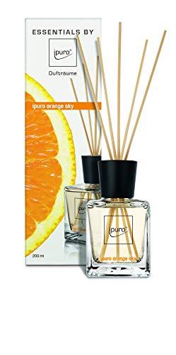 ipuro ESSENTIALS Raumduft orange sky, 1er Pack (1 x 200 ml)