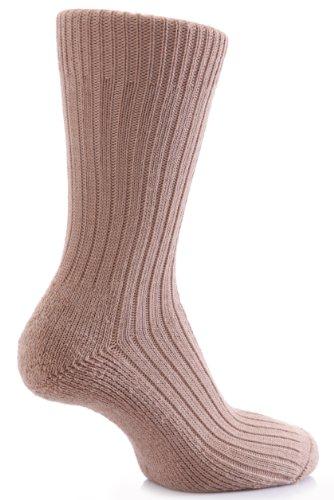 Glenmuir Herren 1 Paar Cushion Sole Wolle Golf Socken In 7 Farben - 7-11 Mens - Kitz