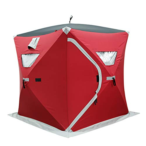 THUNDERBAY Ice Cube Two Man Instant Shelter