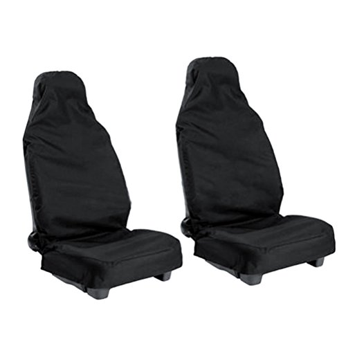 VORCOOL 2 Stück Universal Auto Sitzbezüge Wasserdicht Nylon