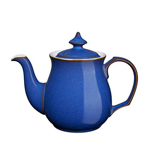 Denby Imperial Blue Speiseteller Teekanne