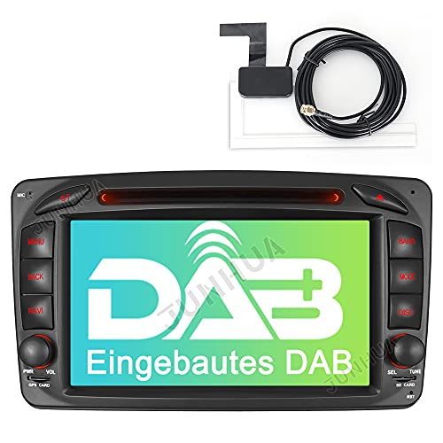 Built-in DAB+ Autolink 7