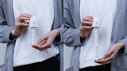 PRISMATE(プリズメイト)充電式ポータブル加湿器PR-HF039(スカイブルー(SB))