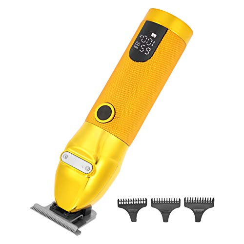 Cortador de pelo, cortapelos Detalle conveniente Maquinilla de afeitar de barba para uso familiar