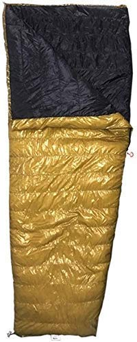 HUALI To keep warm waterproof hiking lightweight portable camping adult outdoors (color: gold, size: 190x78cm), size: 190x78cm, Color: Gold LIULI
