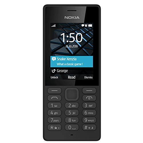 Nokia 150 Dual SIM, Nero [Germania]