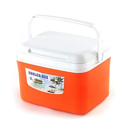 XJBHRB Nevera Portatil Pequeña Caja Más Fresca Caja De Refrigerador Coche Familiar Almacenamiento De Hielo Cubo De Hielo Comercial Al Aire Libre