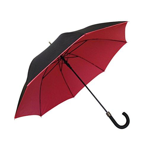 SMATI Parapluie Canne - Design - Double Toile - Chic - Très