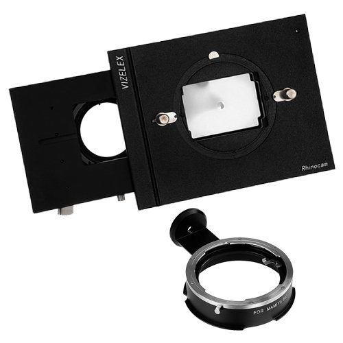 Fotodiox Vizelex Rhinocam para Cámaras Sony E Mount MILC con Adaptor Mamiya...