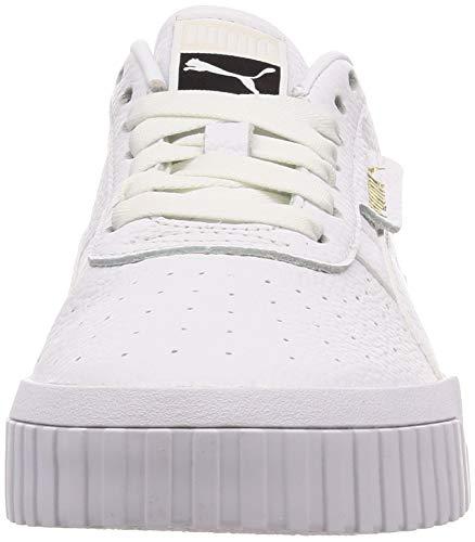 PUMA Women's Low-Top Sneakers, White White