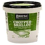 Bresc 24 cuencos picados de 1 kg para preparar platos calientes como sopas, salsas y platos de horno, veganos y deliciosos, picantes suaves
