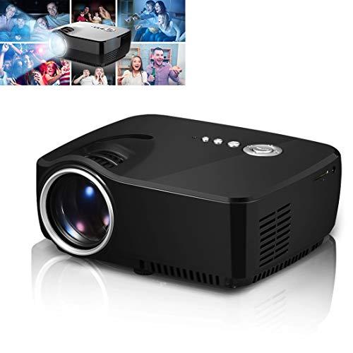 XC Projecteur À La Maison, 1080P HD...