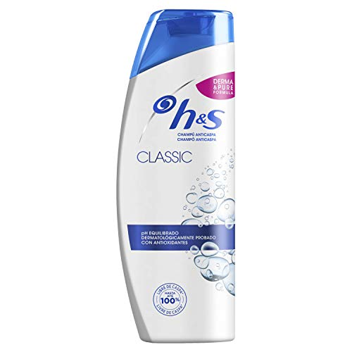 H&S Classic Shampooing anti-pelliculaire – 360 ml