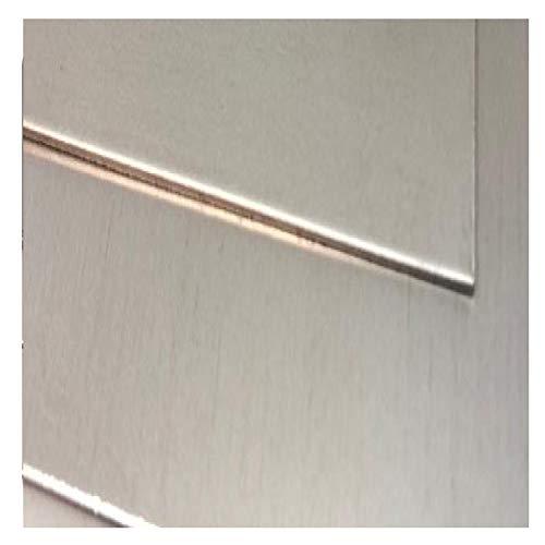 Edelstahlblech 1mm bis 3mm V4A 1.4571 Platten Bleche Zuschnitt
