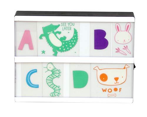 A Little Lovely Company 171 – 016 – Lettres et symboles