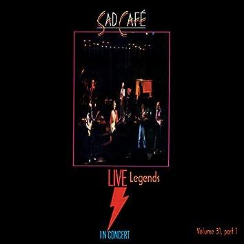 Legends Live in Concert, Pt. 1 (Live in Manchester, UK, 1981)