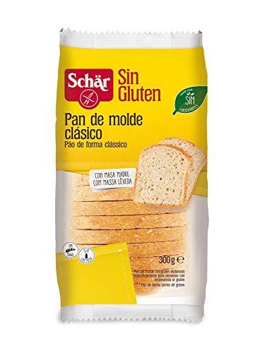 Dr. Schar Pan de Molde Clásico sin Gluten, 300g