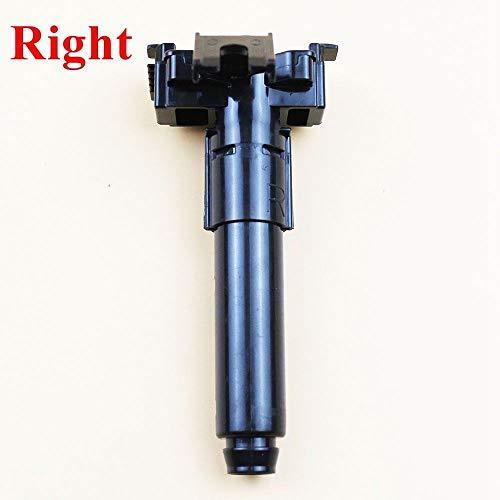 Auto Spoiler stoßstange, Car Styling Autoscheinwerferlampe Spritzdüse Pumpe for To-yo-ta L-ex-us RX350 RX450 16-18 ANTRIEB Unterbaugruppe Scheinwerferwaschermotor (Farbe : R)