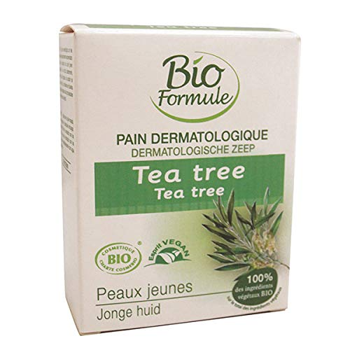 Bioformule - 0018341 - Pain Dermatologique - Tea Tree -...