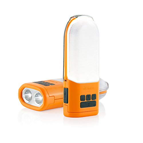 BioLite PowerLight dimbare lantaarn, Flashlight, en powerbank