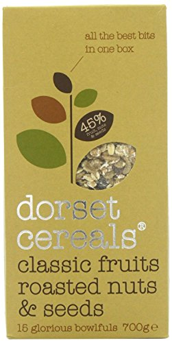 Dorset Cereals Classic Fruit, Roasted Nuts & Seeds 700g
