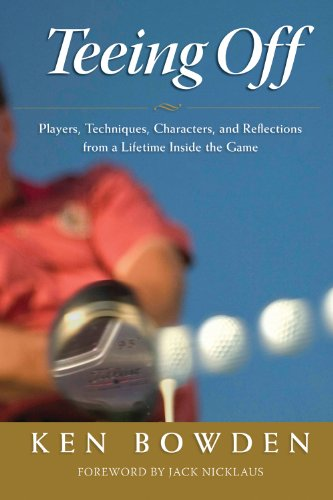 Teeing Off: Players Techniques Characters and Reflections from a Lifetime Inside the Gameの詳細を見る