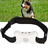 XQAQX Halsband, Antibellhalsband, Vibrationshalsband für Hunde, Antibellhalsband für Haustiere,...