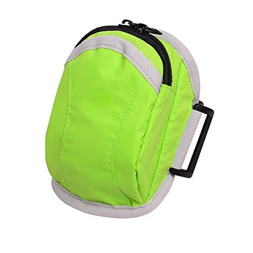 Running Sport Gym Keys Tasche Arm Arm Handgelenk Tasche Fall Exquisit gestaltet Langlebig Wunderschön Paperllong