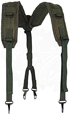 Suspenders LC-1 Individual Equipment Previously Issued