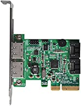 HighPoint RocketRAID 642L 2 SATA 6Gb/s and 2 eSATA 6Gb/s Ports PCI-Express 2.0 x4 SATA III Controller Card