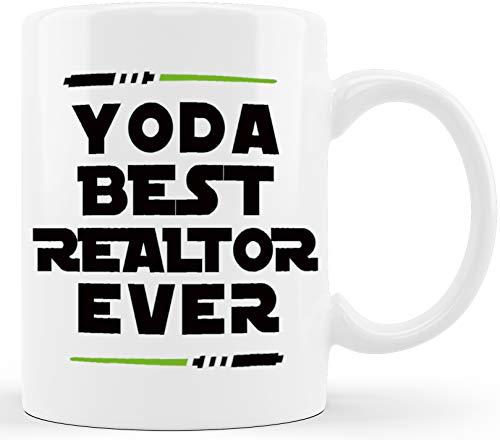 Yoda Best Realtor Ever Coffee Mug