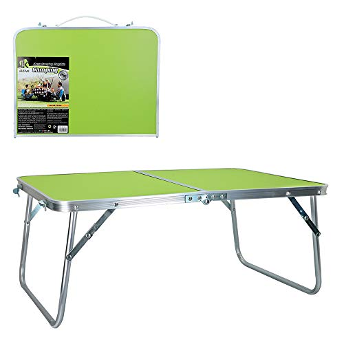 Mesa Aktive plegable camping Sport color verde