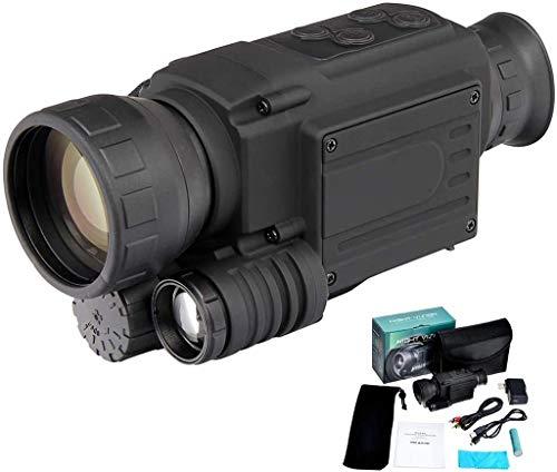 L&WB Monokulare Digitale Nachtsicht 5X40, Kann Bilder Machen Video Zum Für Den Außenbereich Jagd