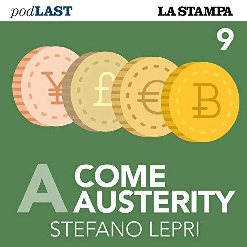Inflazione (A come Austerity 9) copertina
