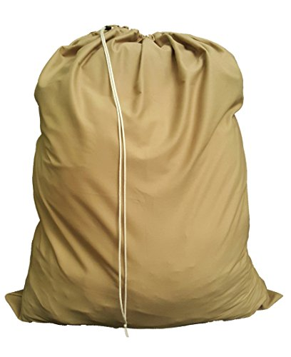 Owen Sewn Heavy Duty 40in x 50in Canvas Laundry Bag - Made in The USA