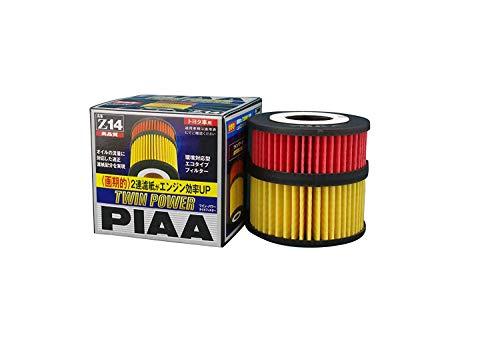 PIAA ツイン パワーオイルフィルター Z14
