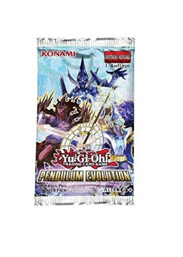 Konami Yu-Gi-Oh! Pendulum Evolution Booster [Edición: Alemania]