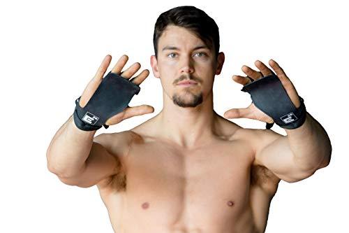 IsoGrip Handgriffe für Crossfit, Gymnastik, Gewichtheben und Cross-Training – taktische Griffe., L
